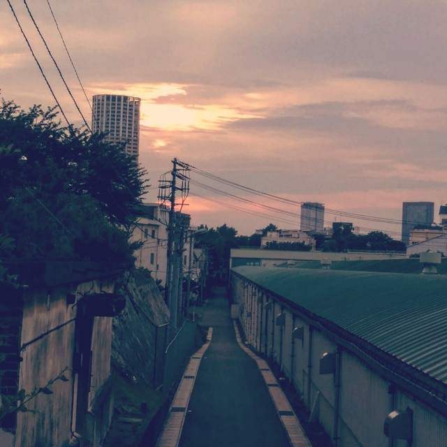 帰路 - from Instagram